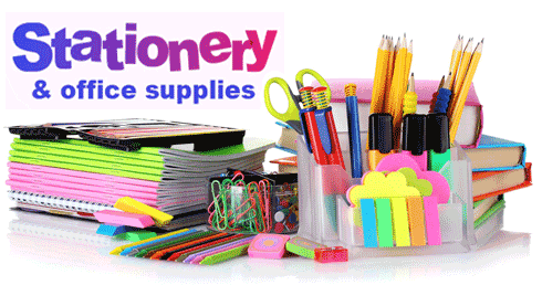 Stationers & Office Supplies