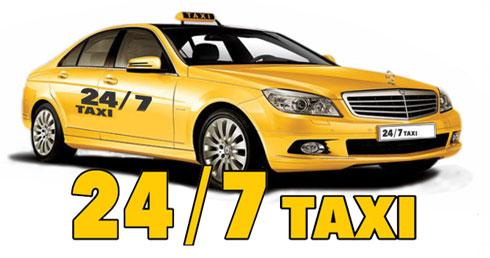 Transportation, Taxi & Car Hire