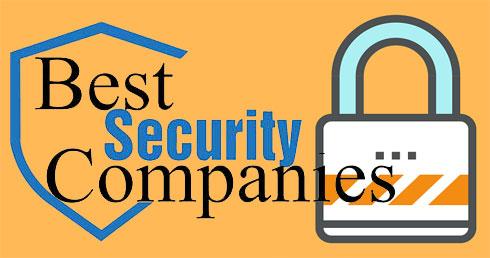 Best Security Companies
