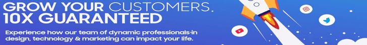 Grow your Customers ecommerce