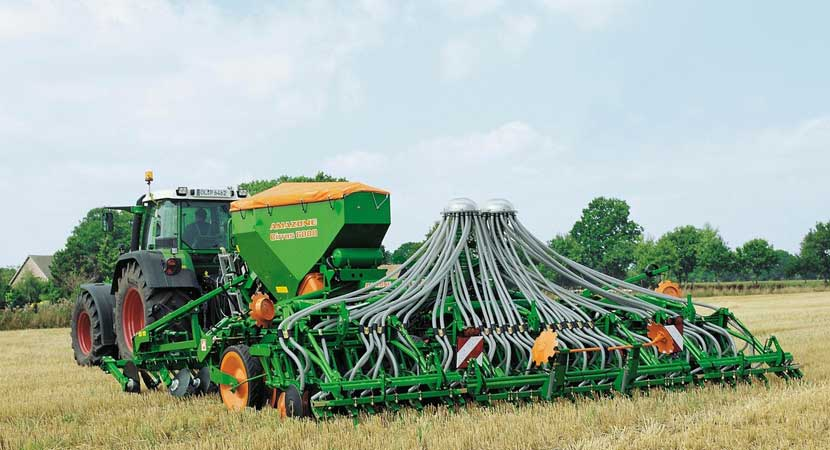 Agricultural Machinery & Supplies