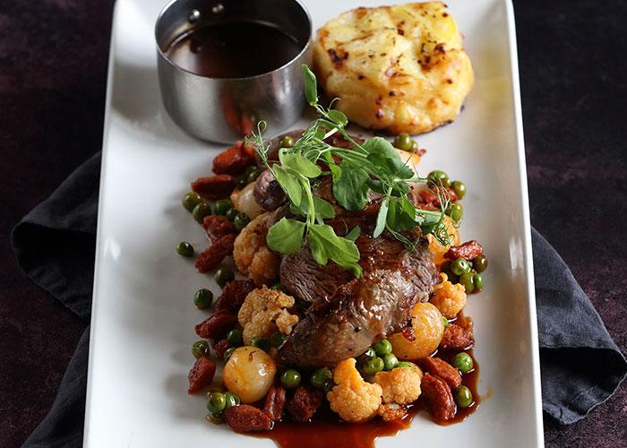 Carter Worcester Park steakhouse menu