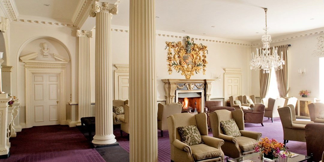 Buxted Park Hotel, Buxted, East Sussex