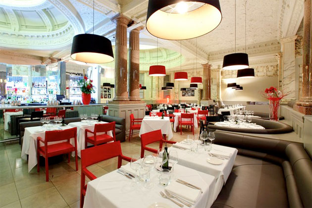 rosso restaurant and bar