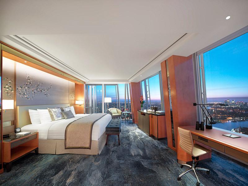 Shangri-La Hotel at The Shard London