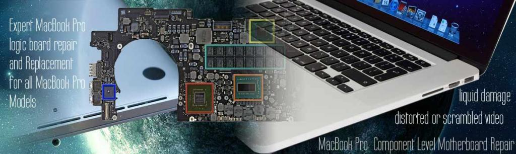 macbook pro 13 inch logic board repair