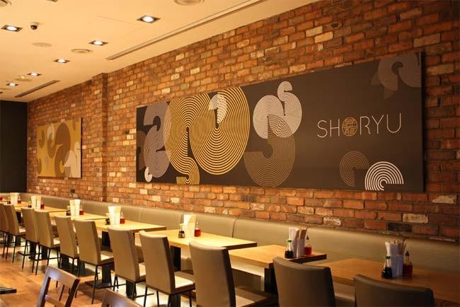 Shoryu Ramen, Regent Street, London, Restaurants