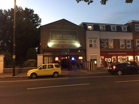 The blue kitchens Bar & Restaurant