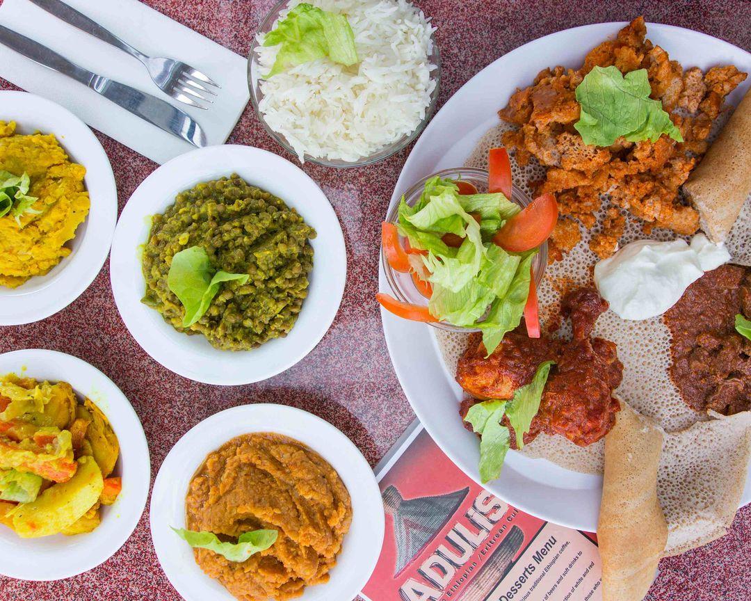 Adulis Eritrean Restauran