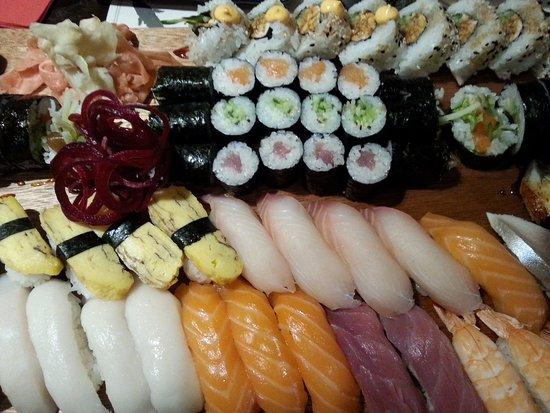 Japanese Sushi Restaurants in London - SticksnSushi