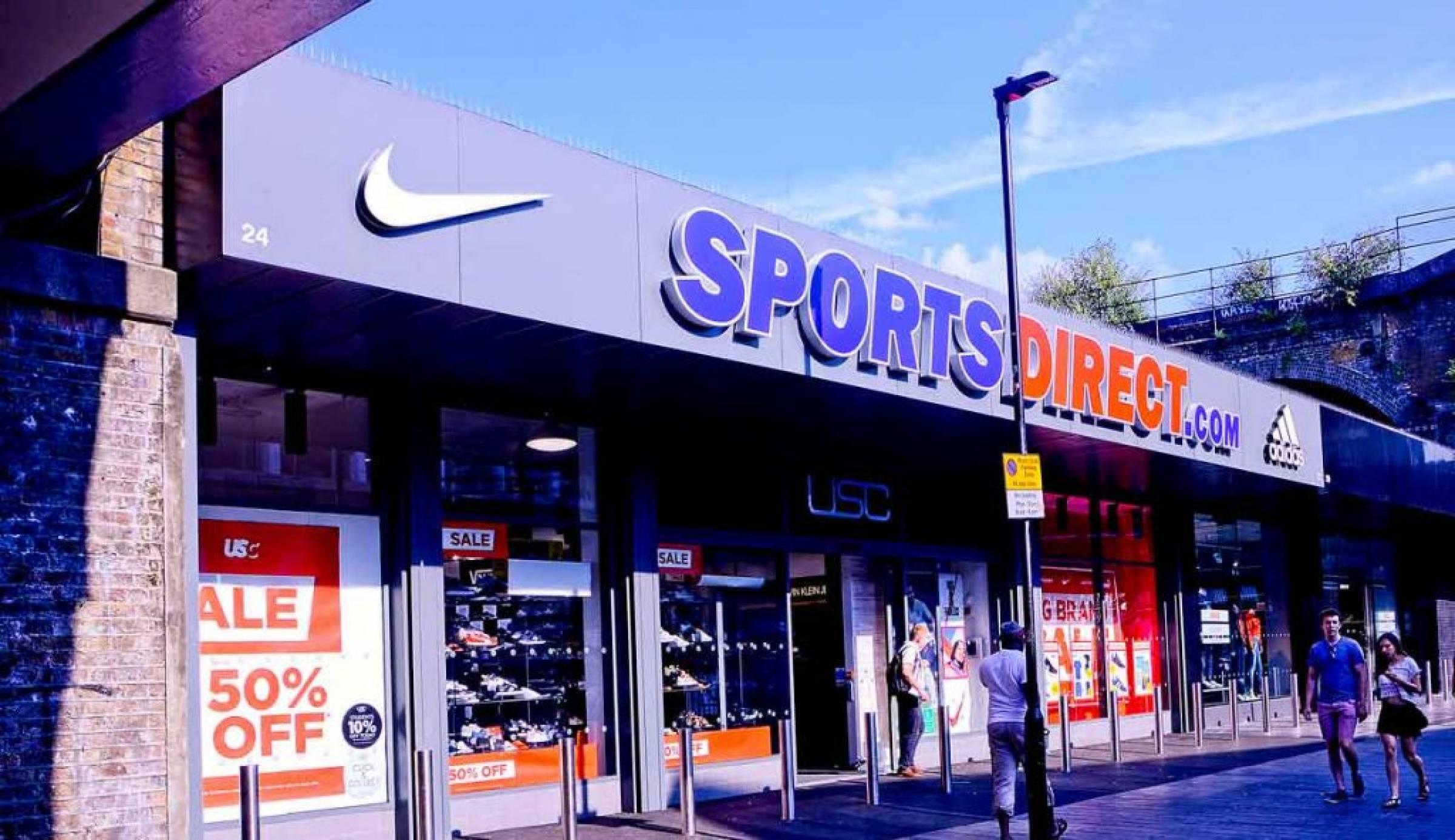 Sports Direct Brixton London