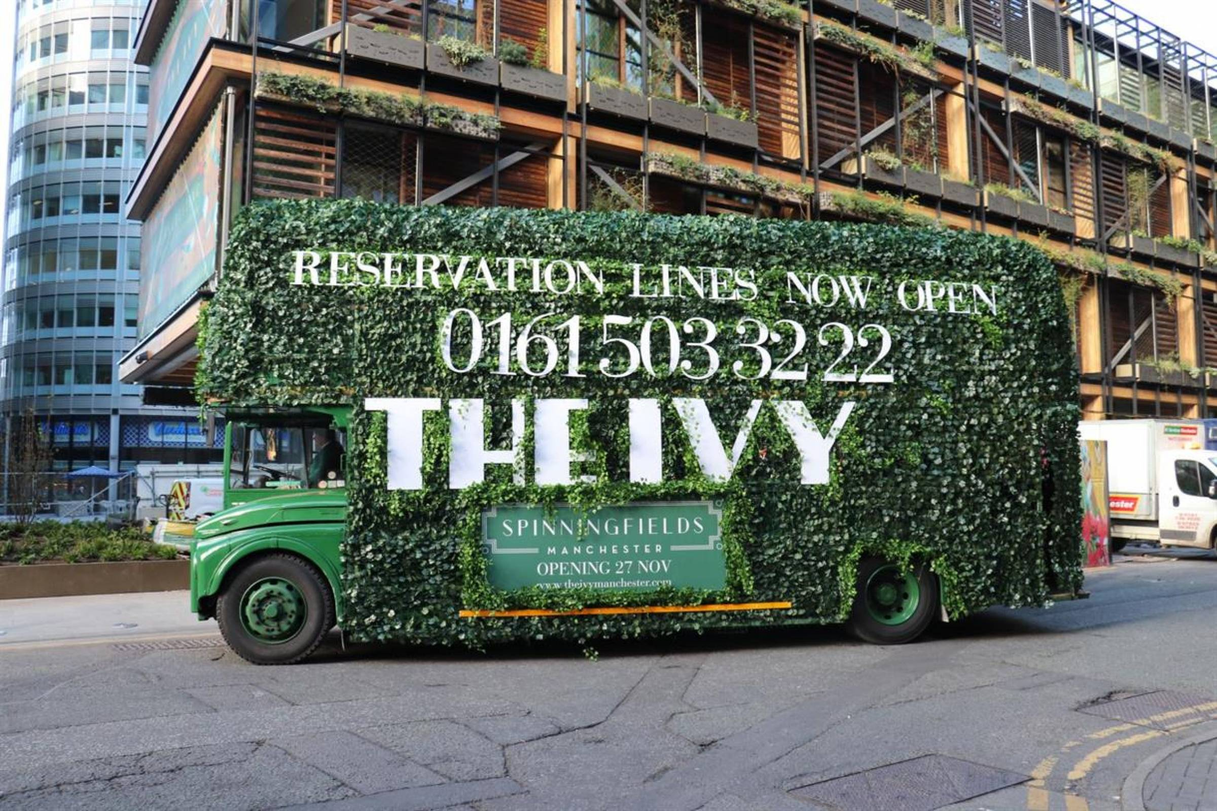 The Ivy Spinningfields, Manchester