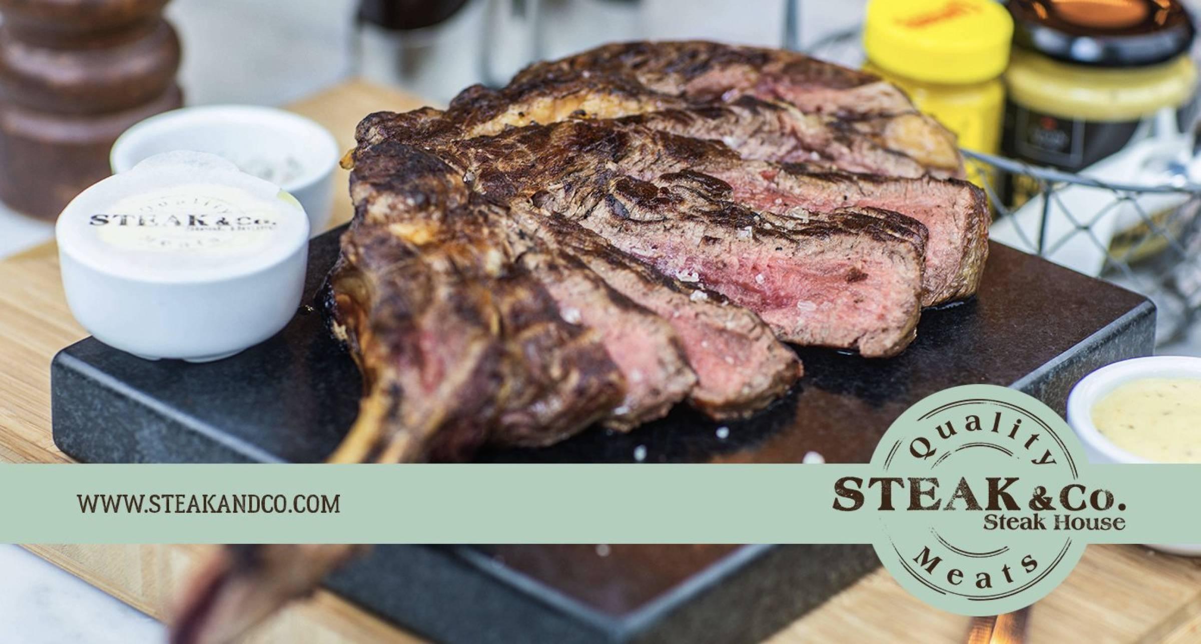 Steak & Co. Garrick Street Covent Garden