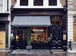 Sticks'n'Sushi Covent Garden
