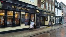 The Richard John Blackler Wetherspoon, Liverpool, UK
