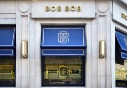 Bob Bob Ricard Restauran Soho