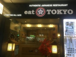 Eat Tokyo Notting Hill Gate London
