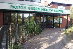 Paxton Green Group Practice GP Practice, Paxton Green Health Centre