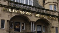 The Philharmonic Dining Rooms in Liverpool Merseyside - Nicholson's Pubs
