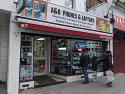 A&B Phones and Laptops London