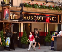 The Montagu Pyke