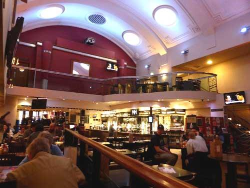 The Montagu Pyke, Pubs In The West End
