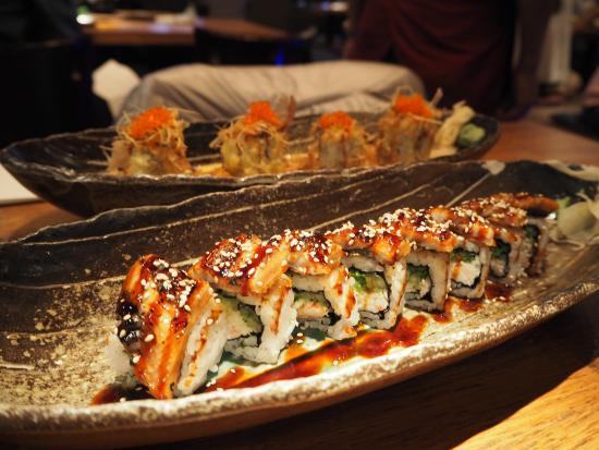 Dozo Sushi Soho london restaurant