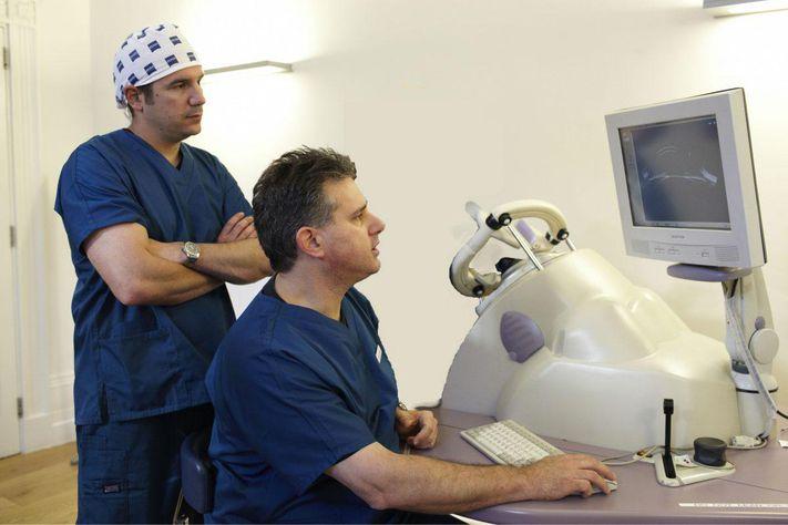 London Vision Clinic - Laser Eye Surgery