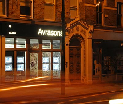 Avrasons Real Estate Agents London