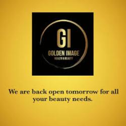 Golden Image at Slique Spa