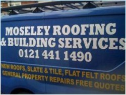 Moseley Roofing - Roofing and Building Services