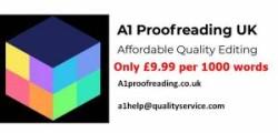A1 Proofreading UK (London)