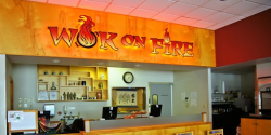 WOK AND FIRE