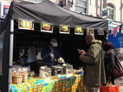 Brixton Market London