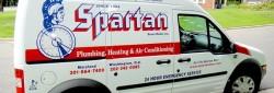 Spartan Plumbing, Heating Services